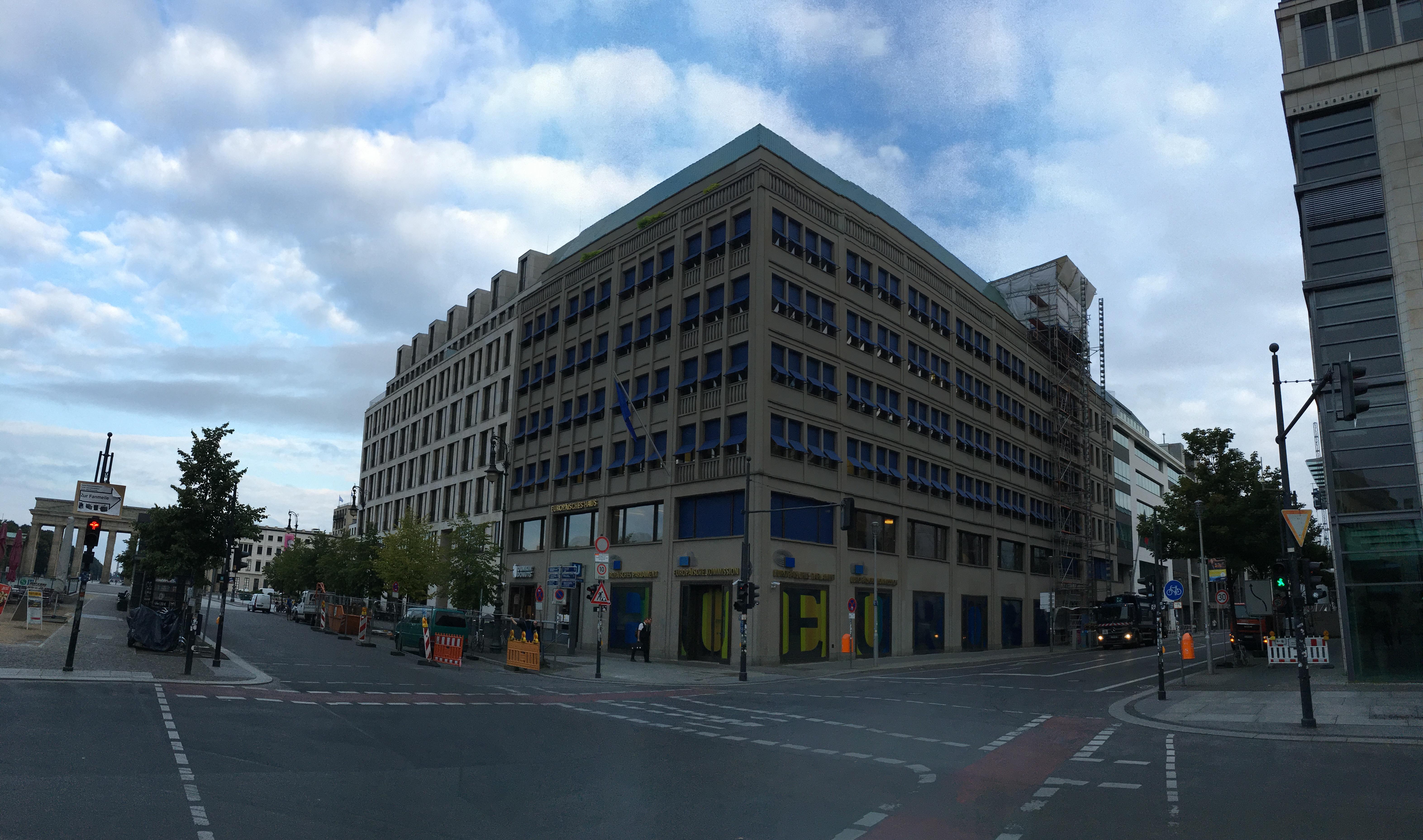 SisoTec BV Europahaus, Berlin